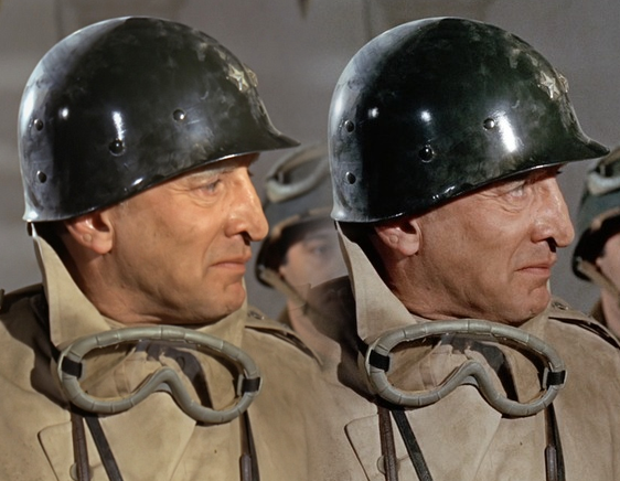 Patton, with and without DVNR