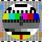 BBC Test Card G fed from my poorly aligned CLD-D925 into the DPS-575.