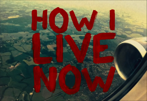 How I Live Now Title