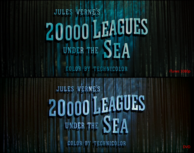 20000 Leagues Under the Sea - title