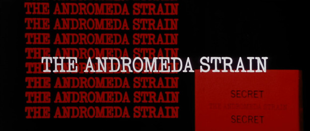 The Andromeda Strain 1971 title