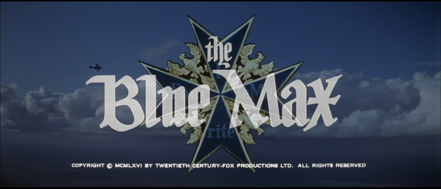 The Blue Max - title
