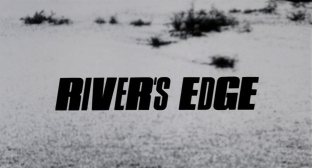 River's Edge title