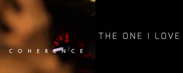 'Coherence' and 'The One I Love' titles.