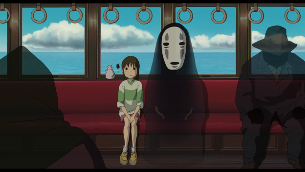 Spirited Away - Blu-ray