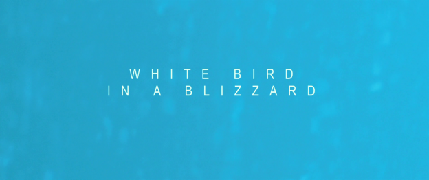 White Bird in a Blizzard - Title