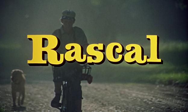 Rascal, Disney 1969 - Title