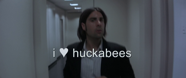 I Love Huckabees - Title