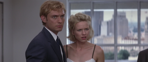 I Heart Huckabees - Jude Law and Naomi Watts